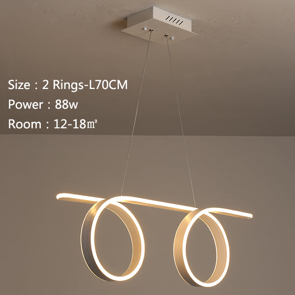 Enzo LED Suspension Light