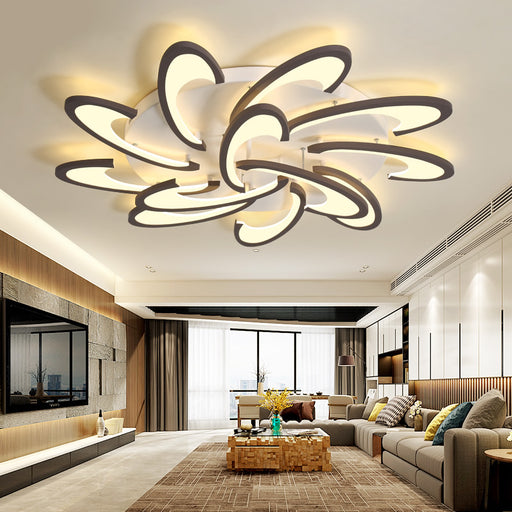 Sekato LED Ceiling Light from Interior Deluxe | Modern Lighting + Decor