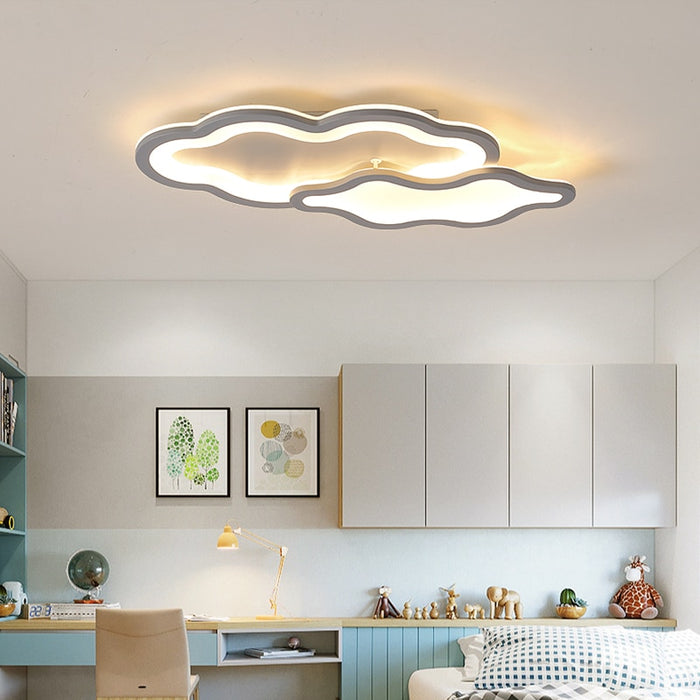 Clound Shape Ceiling Light from Interior Deluxe | Modern Lighting + Decor