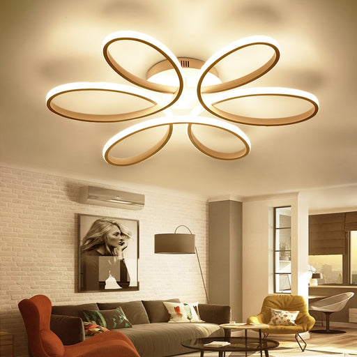 Caveda LED Ceiling Light from Interior Deluxe | Modern Lighting + Decor