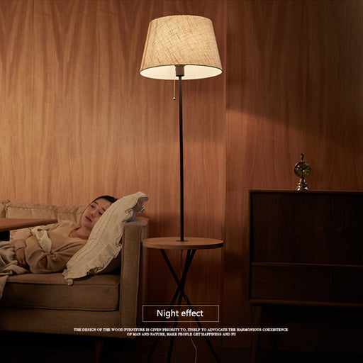 Alan Floor Lamp from Interior Deluxe | Modern Lighting + Decor