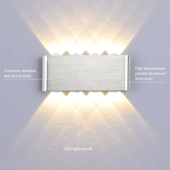 Raggio LED Wall Light from Interior Deluxe | Modern Lighting + Decor