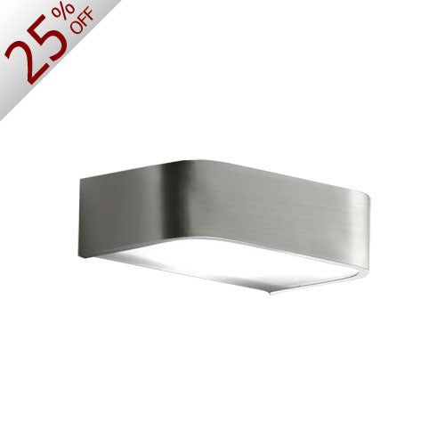 Arcos A-911/15 Wall Sconce/Matt Nickel - Inventory Sale!! from Pujol Iluminacion | Modern Lighting + Decor