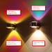 Puk Maxx Wall LED Light from Top Light | Modern Lighting + Decor