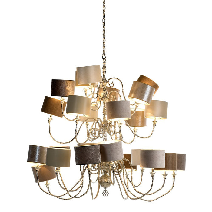 Buy online latest and high quality Melting Amsterdam XXL Chandelier from Pieter Adam | Modern Lighting + Decor