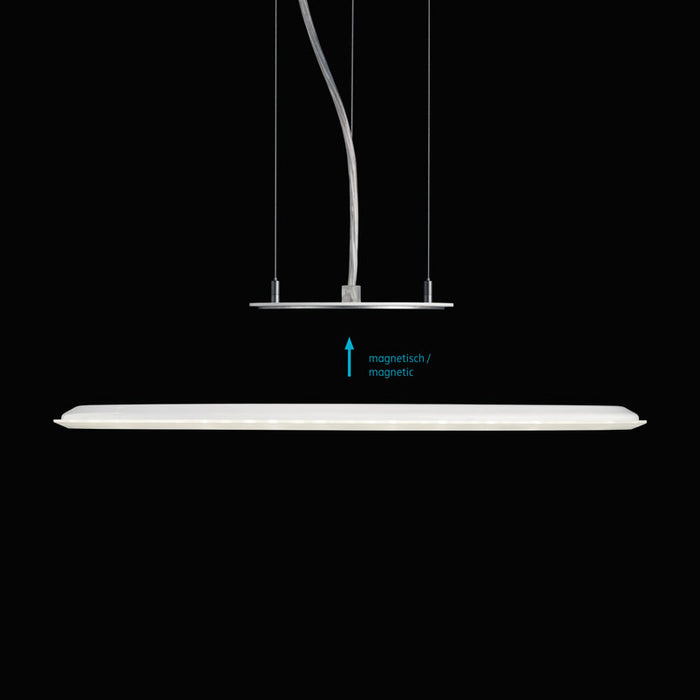 Modul Q 340 Project ceiling light from Nimbus | Modern Lighting + Decor
