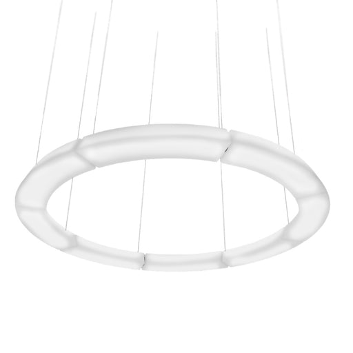 Circular Pol XXL Pendant Light - Round from Martinelli Luce | Modern Lighting + Decor