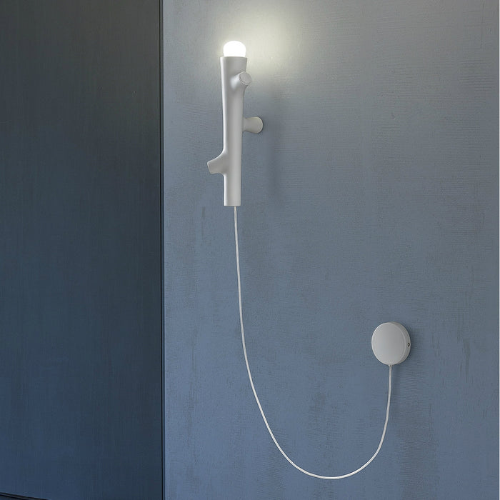 Rametto PA1 Wall Sconce from Morosini | Modern Lighting + Decor