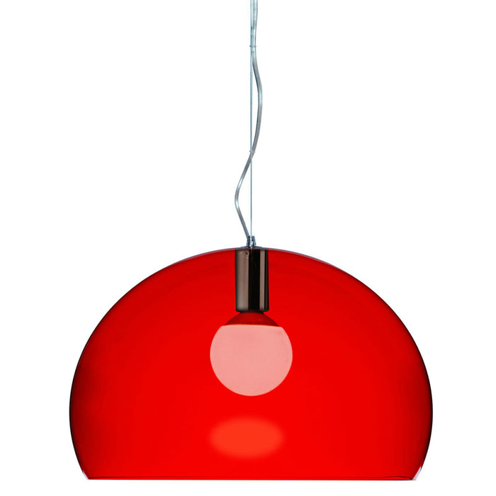 FL / Y Medium Pendant Light from Kartell | Modern Lighting + Decor