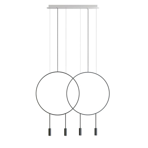 Buy online latest and high quality Revolta L73.2D Linear Suspension Light from Estiluz | Modern Lighting + Decor