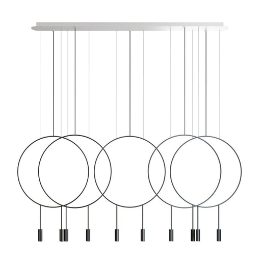 Buy online latest and high quality Revolta L165.5D Linear Suspension Light from Estiluz | Modern Lighting + Decor