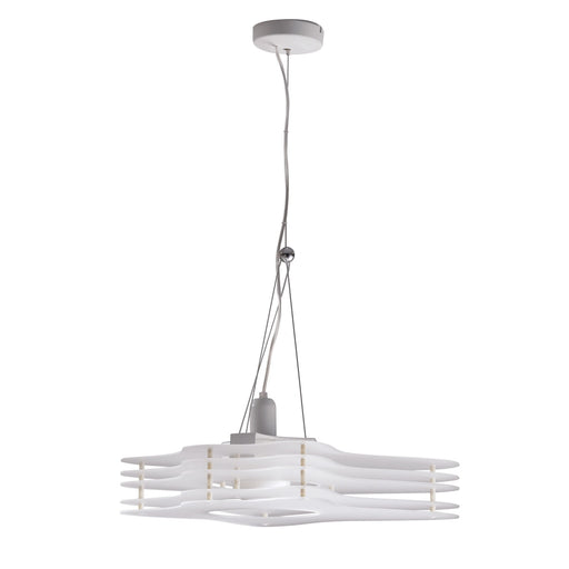 Cloud H2 Pendant light from Rotaliana | Modern Lighting + Decor