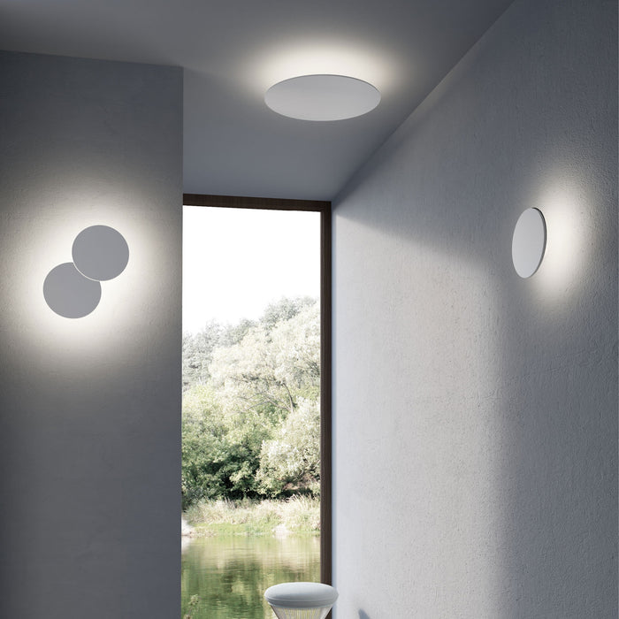 Collide H1 Wall or Ceiling Lamp from Rotaliana | Modern Lighting + Decor