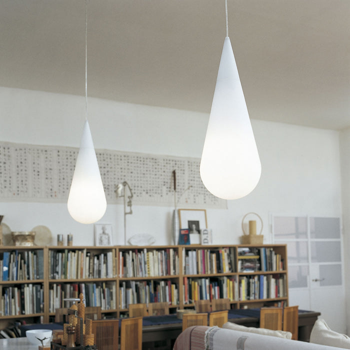 Goccia H1 Pendant Light from Rotaliana | Modern Lighting + Decor