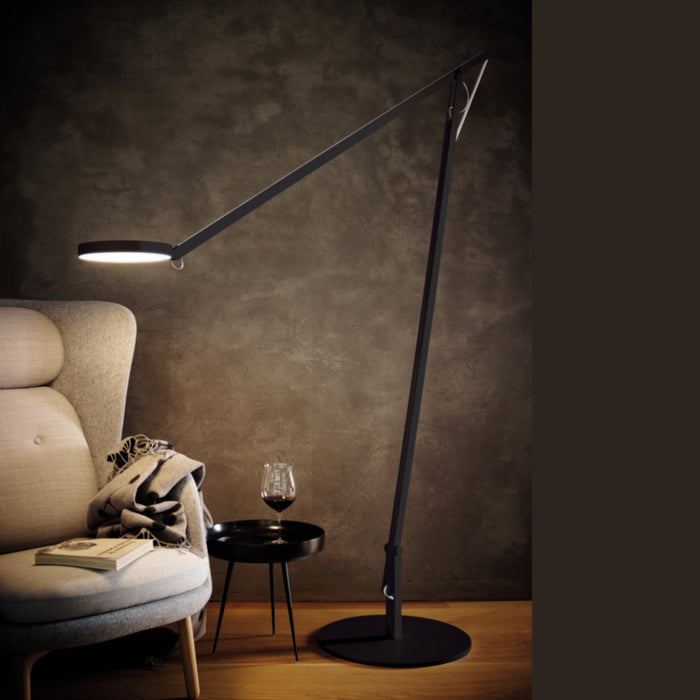 Buy online latest and high quality String XL Floor Lamp from Rotaliana | Modern Lighting + Decor