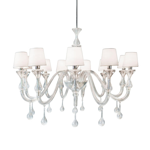 Certosa CERSOV12 Chandelier from Mazzega 1946 | Modern Lighting + Decor