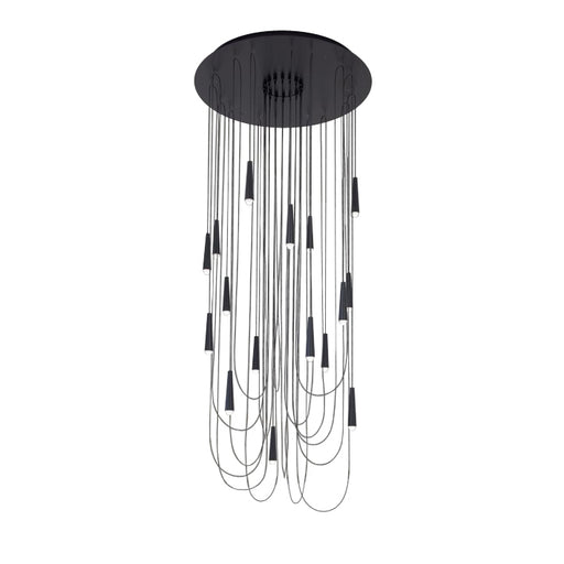 Santral LA16 Chandelier from Morosini | Modern Lighting + Decor