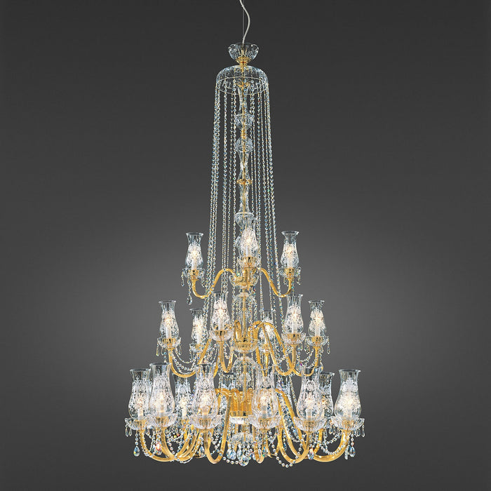 Buy online latest and high quality S014 Chandelier from ITALAMP | Modern Lighting + Decor