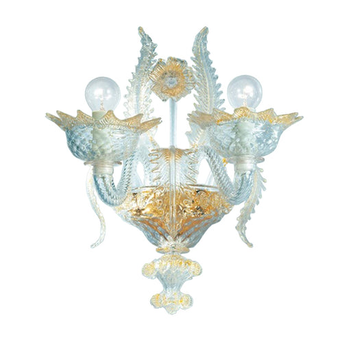 San Clemente Wall Sconce from Mazzega 1946 | Modern Lighting + Decor