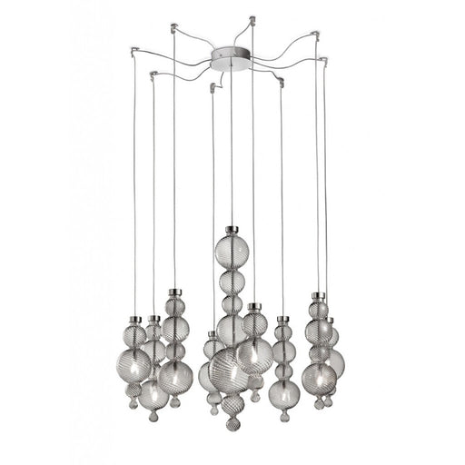 San Marco SO9 Chandelier from EviStyle | Modern Lighting + Decor