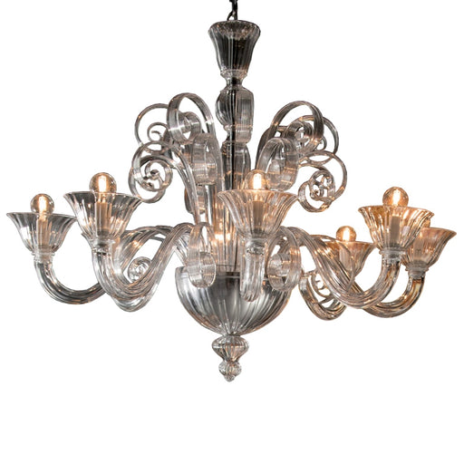 San Servolo Chandelier from Mazzega 1946 | Modern Lighting + Decor