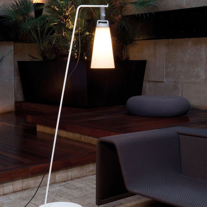Buy online latest and high quality Sasha Outdoor Floor Lamp from Carpyen | Modern Lighting + Decor