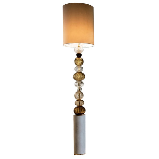 Satè Floor Lamp from Mazzega 1946 | Modern Lighting + Decor