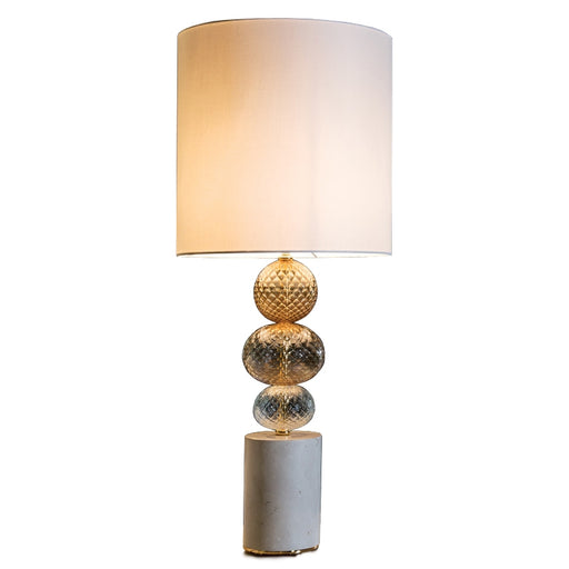 Satè Table Lamp from Mazzega 1946 | Modern Lighting + Decor