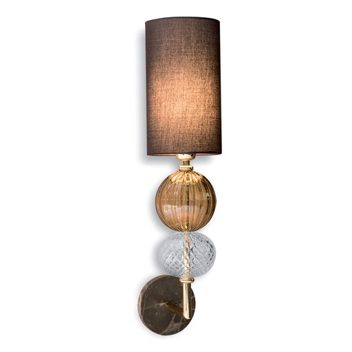 Satè Wall Light from Mazzega 1946 | Modern Lighting + Decor