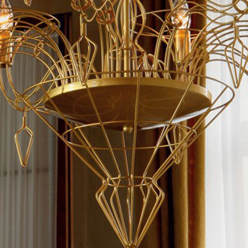 Buy online latest and high quality Dedalo 5A Chandelier from Metal Lux | Modern Lighting + Decor