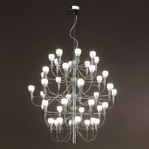 Scar 80 chandelier from Vesoi | Modern Lighting + Decor