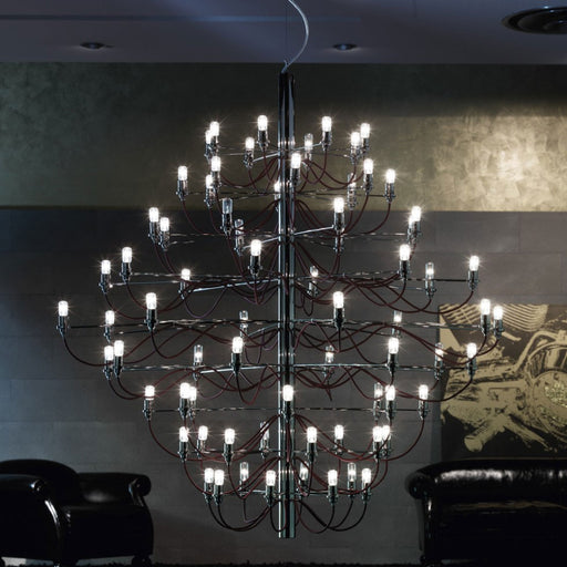 Scar 150 chandelier from Vesoi | Modern Lighting + Decor