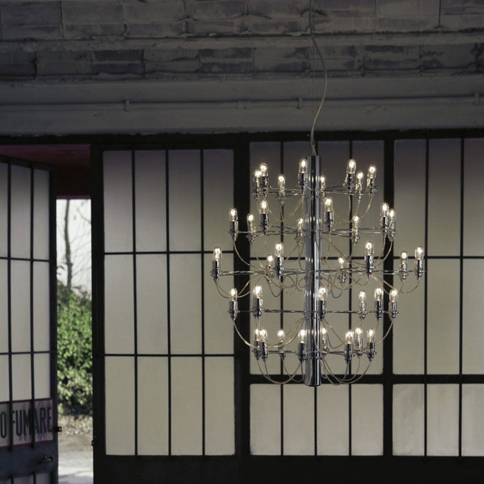 Buy online latest and high quality Scar 80 chandelier from Vesoi | Modern Lighting + Decor