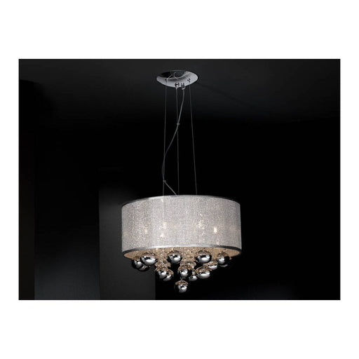 Andromeda 6 Light Suspension  | Modern Lighting + Decor
