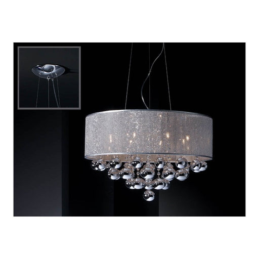Andromeda 8 Light Suspension  | Modern Lighting + Decor