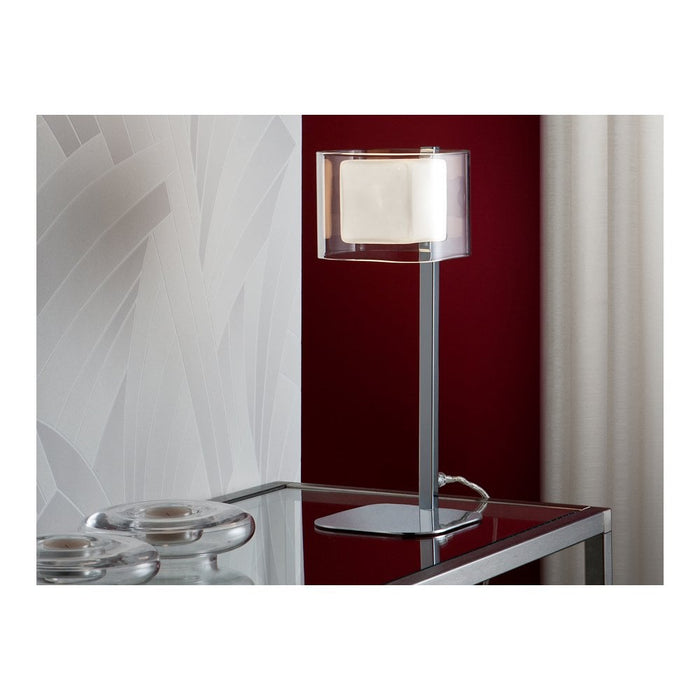 Cube 1 Light Table Lamp  | Modern Lighting + Decor