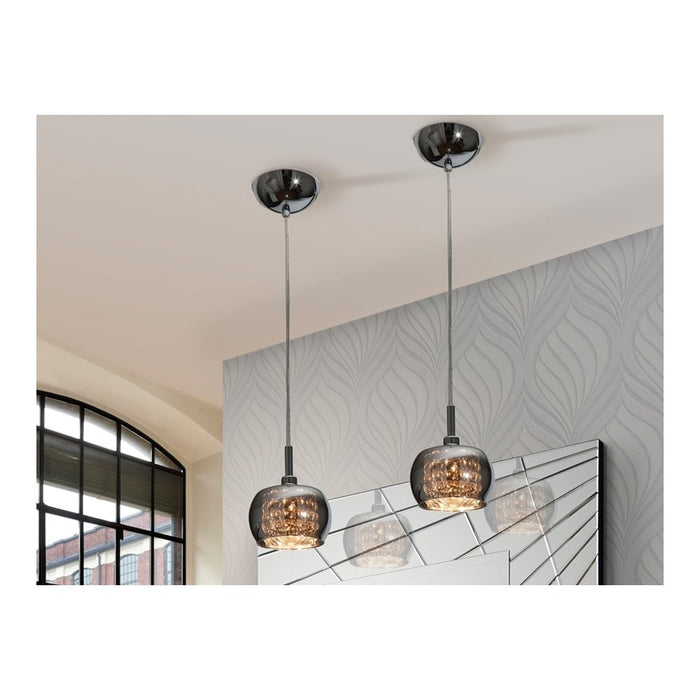 Arian 1 Light Suspension  | Modern Lighting + Decor