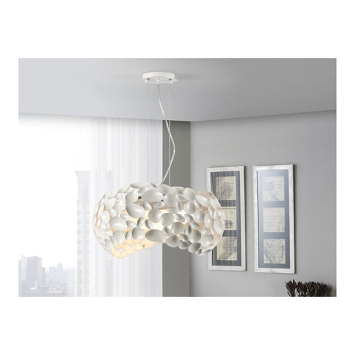 Narisa 5 Light Suspension  | Modern Lighting + Decor