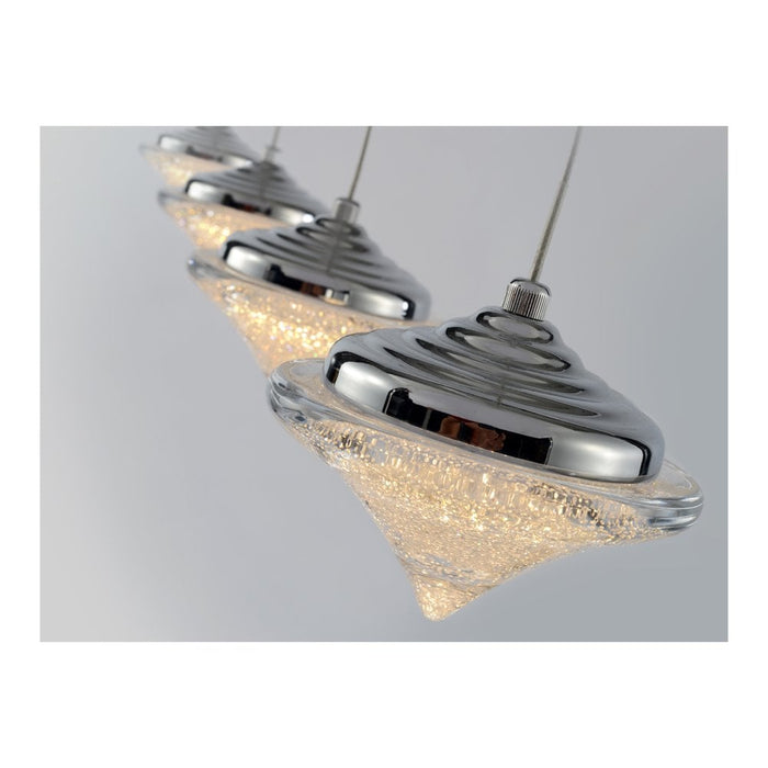 Zoe LED Light Bar Suspension  | Modern Lighting + Decor