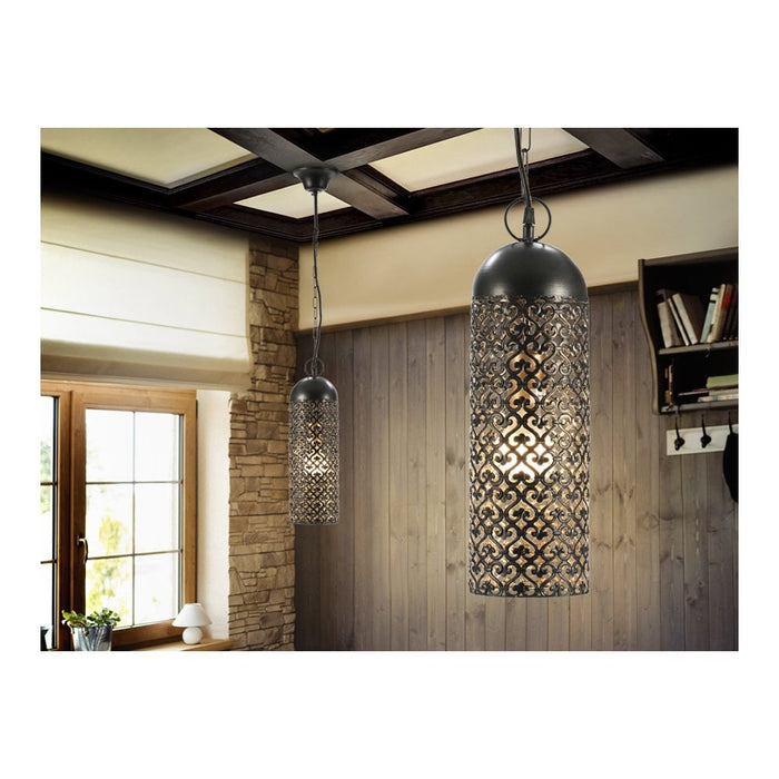 Jamila 1 Light Suspension  | Modern Lighting + Decor