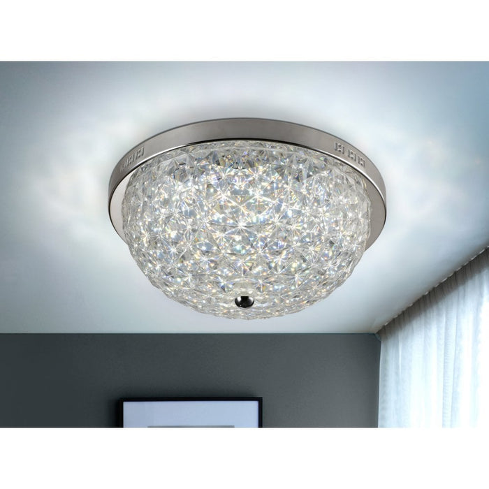 Brilliance LED Flush Ceiling Light  | Modern Lighting + Decor