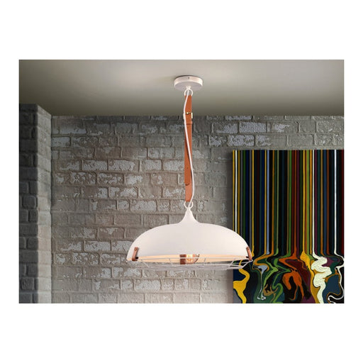 Nomade 1 Light Suspension  | Modern Lighting + Decor