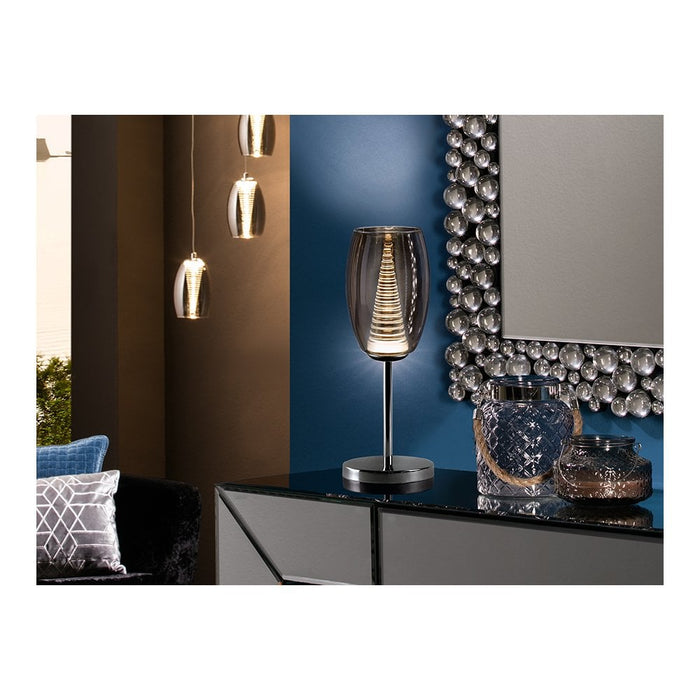 Nebula LED Table Lamp  | Modern Lighting + Decor