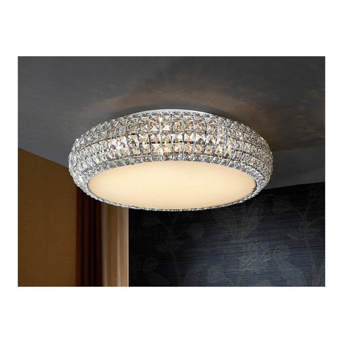Diamond 9 Light Ceiling Light  | Modern Lighting + Decor