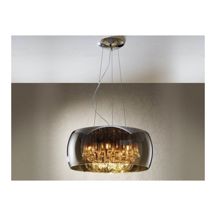 Argos 6 Light Suspension  | Modern Lighting + Decor