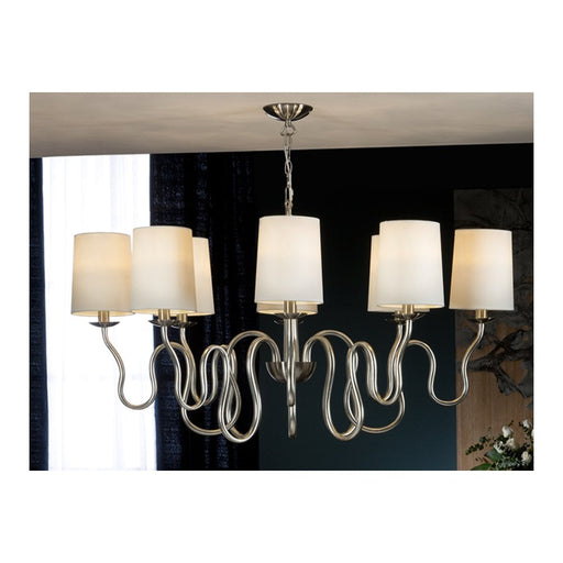 Buy online latest and high quality Briana 9 Light Chandelier from Schuller | Modern Lighting + Decor