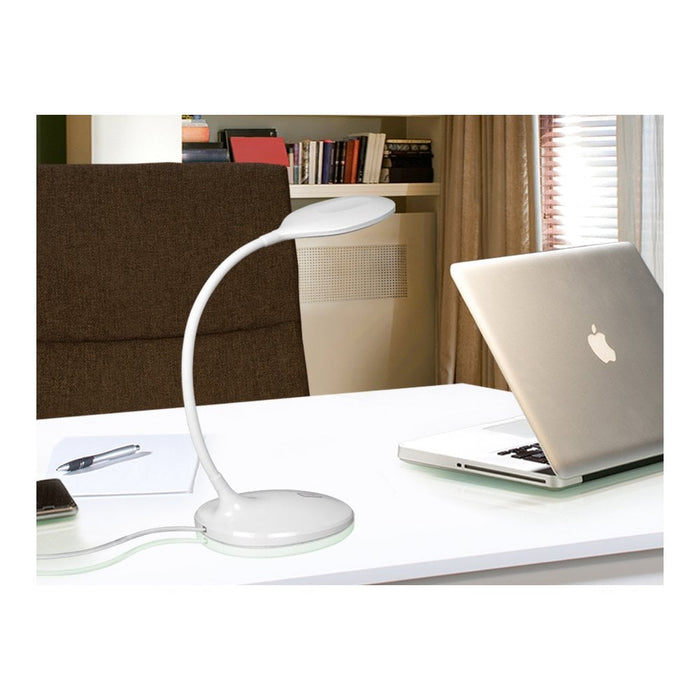 Scoop LED Light Table Lamp  | Modern Lighting + Decor