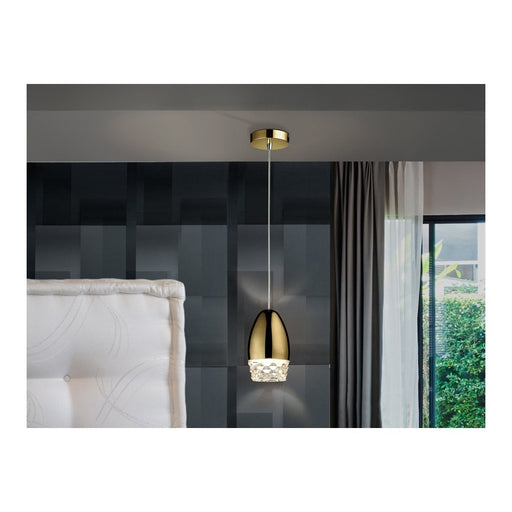 Alessa 1 Light Suspension  | Modern Lighting + Decor