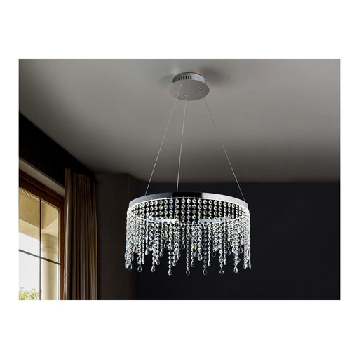 Anastasia LED Light Suspension  | Modern Lighting + Decor