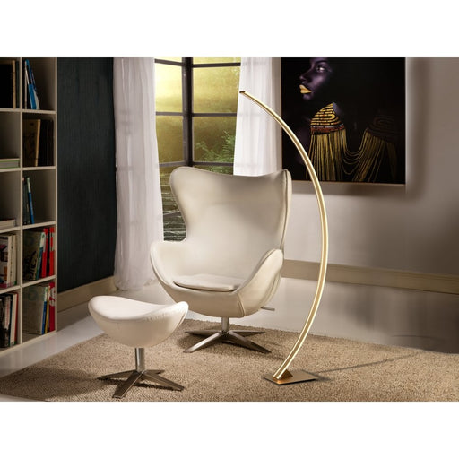 Arcus LED Floor Lamp  | Modern Lighting + Decor